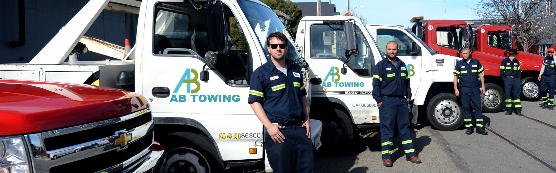 Towing Arlington